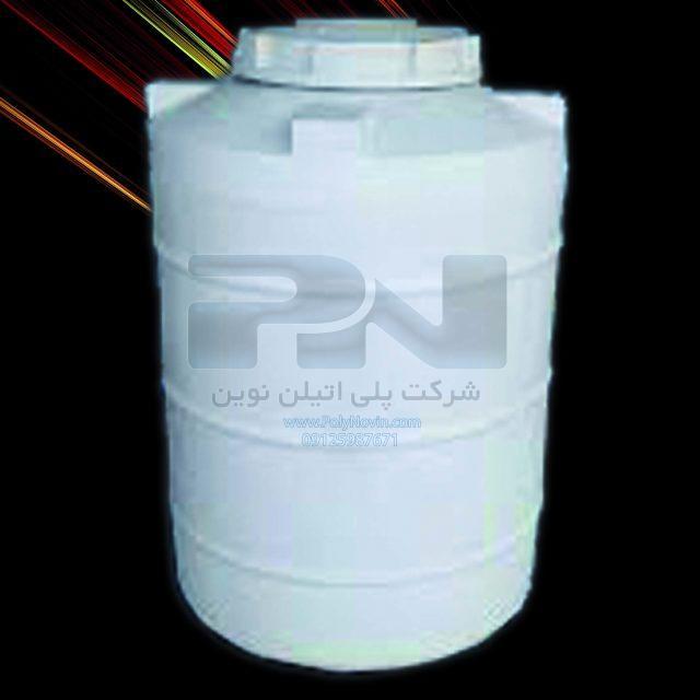مخزن - تانکر 500 لیتری سه لایه ضد جلبک و ضد بو مناسب برای آب شرب