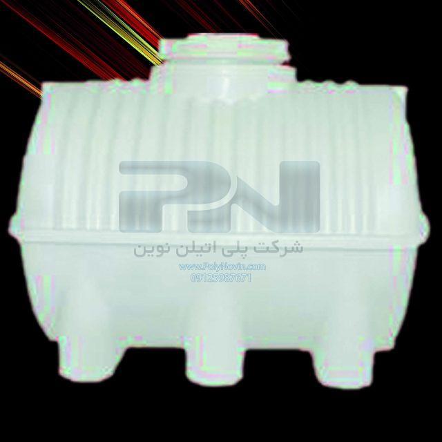 تانکر پلاستیکی 1000 لیتری آب سه جداره