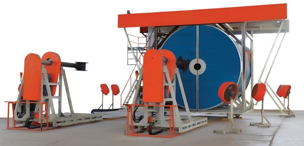ماشین آلات و قالب های حداقلی برای ایجاد یک خط تولید دورانی یا روتیشنال