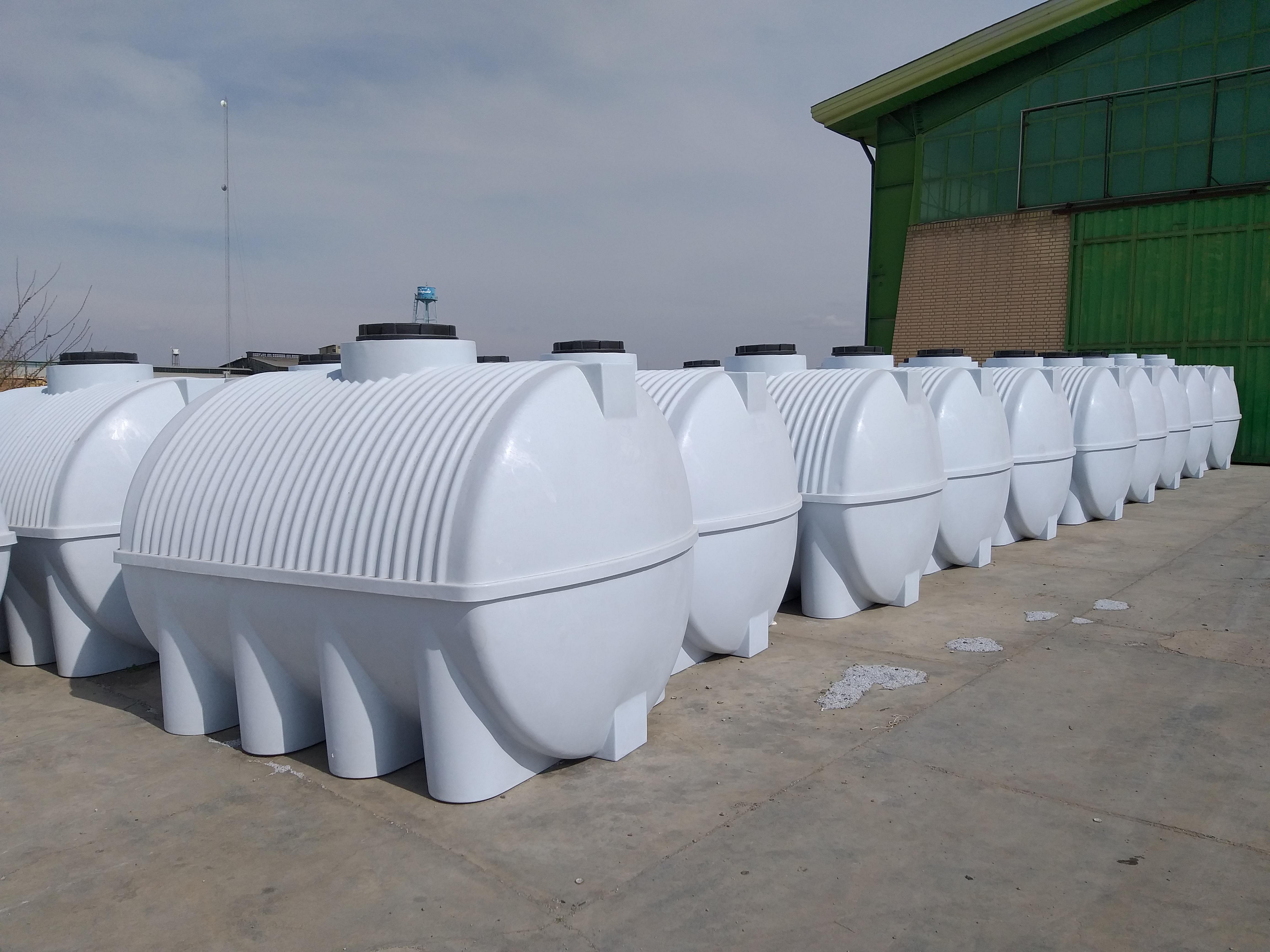 تانکر 6000 لیتری پلیمری