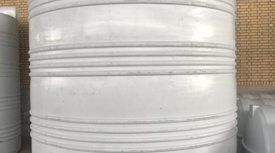 تانکر 20 هزار لیتری پلاستیکی از جنس پلی اتیلن